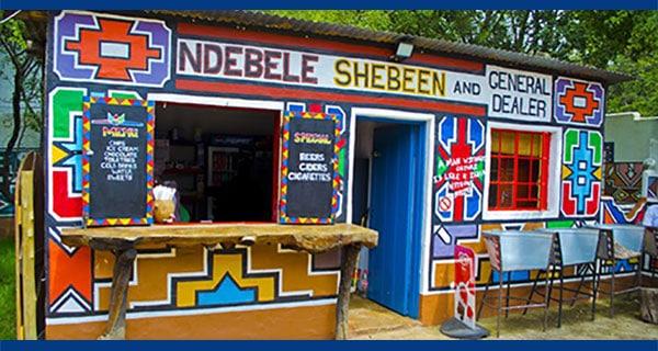 SA township shebeen