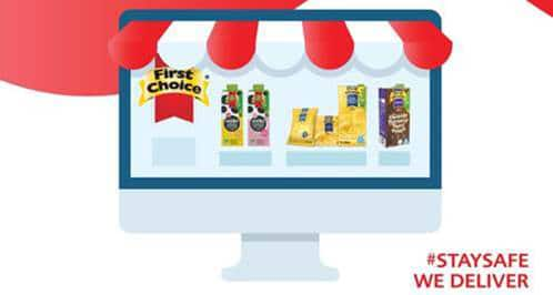 Woodlands Dairy online shop