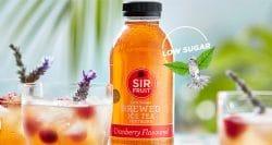 Sir Fruit introduces new range of low-sugar, brewed ice tea