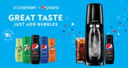 You can now make your own Pepsi, 7UP and Miranda at home