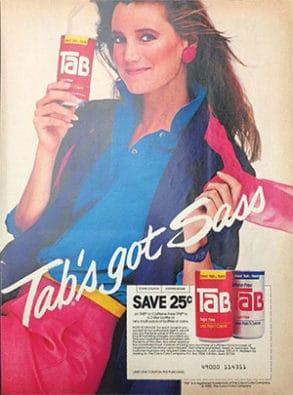 diet soda ads