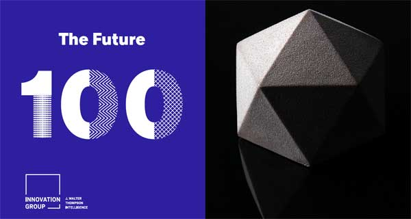 The Future 100 : Trends and change to watch in 2018