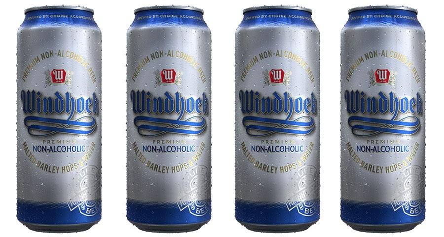 Windhoek Non-Alcoholic Beer