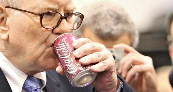 Coca-Cola, Warren Buffett's 'forever stock'
