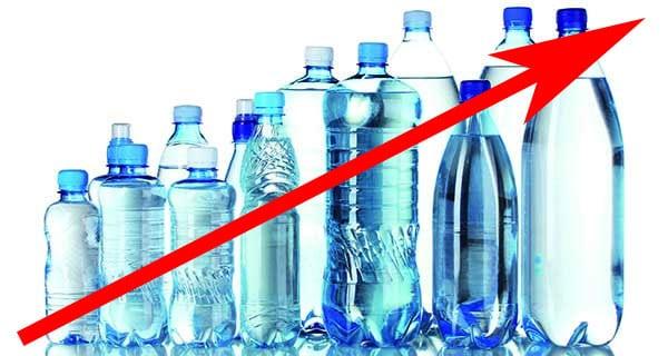 Unpacking size and growth of SA's bottled water market