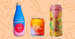 Wellness drinks trend: meditation and relaxation in a can