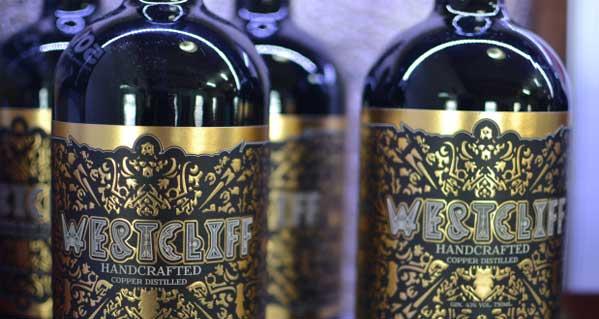 Award-winning and beautiful SA craft gins