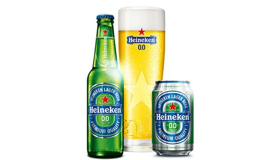 Why Heineken and Budweiser are killing it with zero-alcohol beer