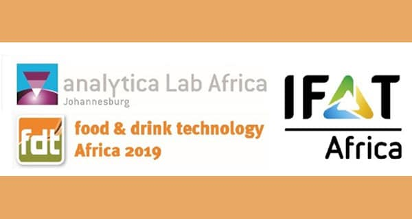 The technology of food and drink in focus at fdt Africa 2019