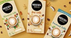 On-trend Nestlé launches plant-based coffee lattes