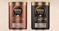 Super-premium Nescafé instant coffees